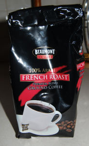 Beaumont Coffee Premium Blend French Roast