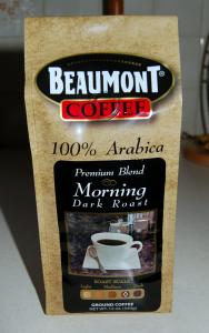 100% Arabica - Morning Dark Roast Coffee