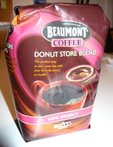 Beaumont Coffee - Donut Store Blend
