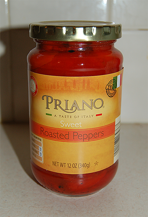 Priano Sweet Roasted Peppers