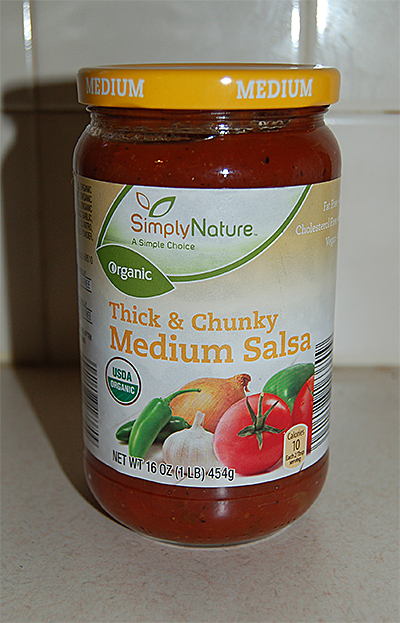 Simply Nature Salsa