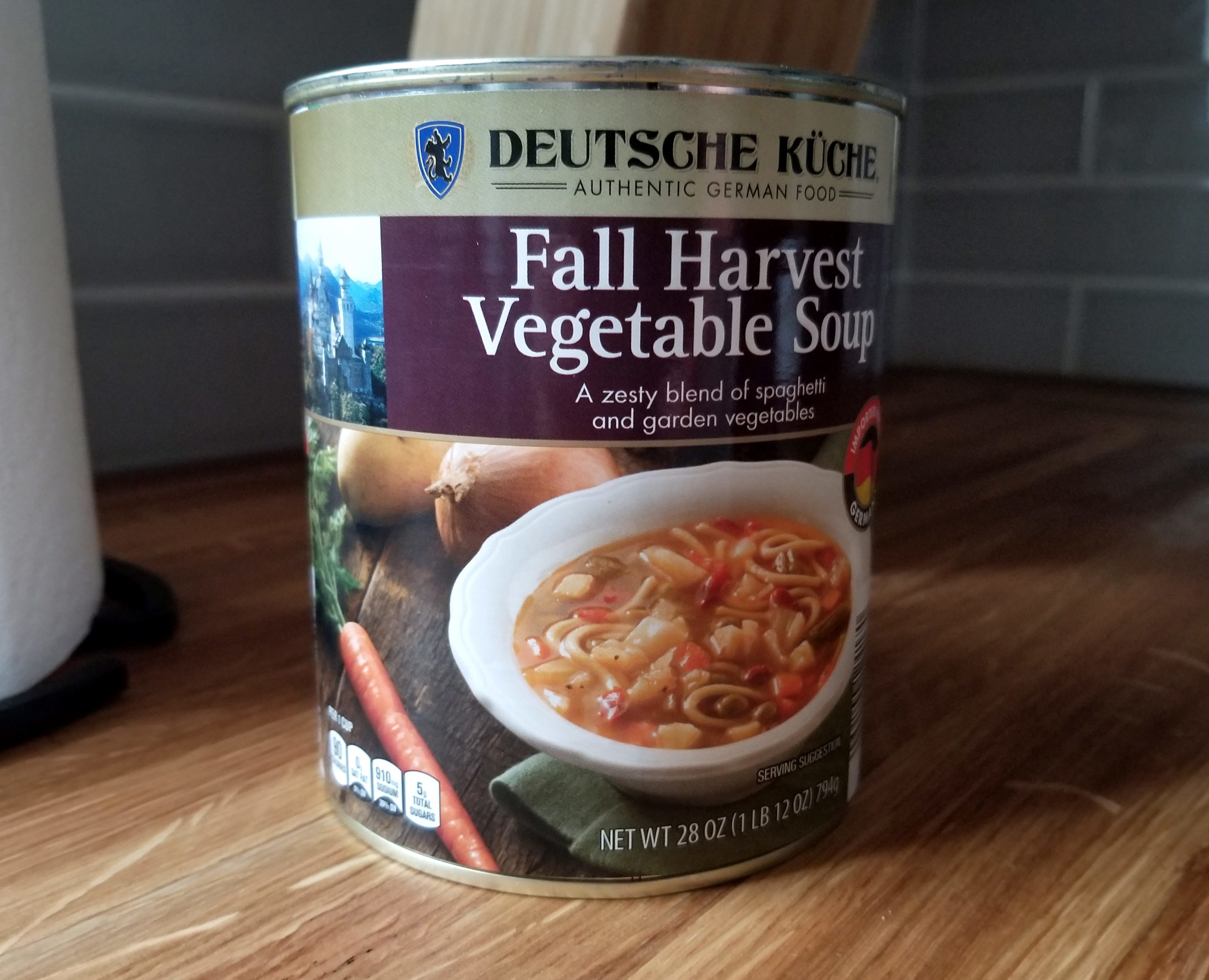 Fall Harvest Vegetable Soup