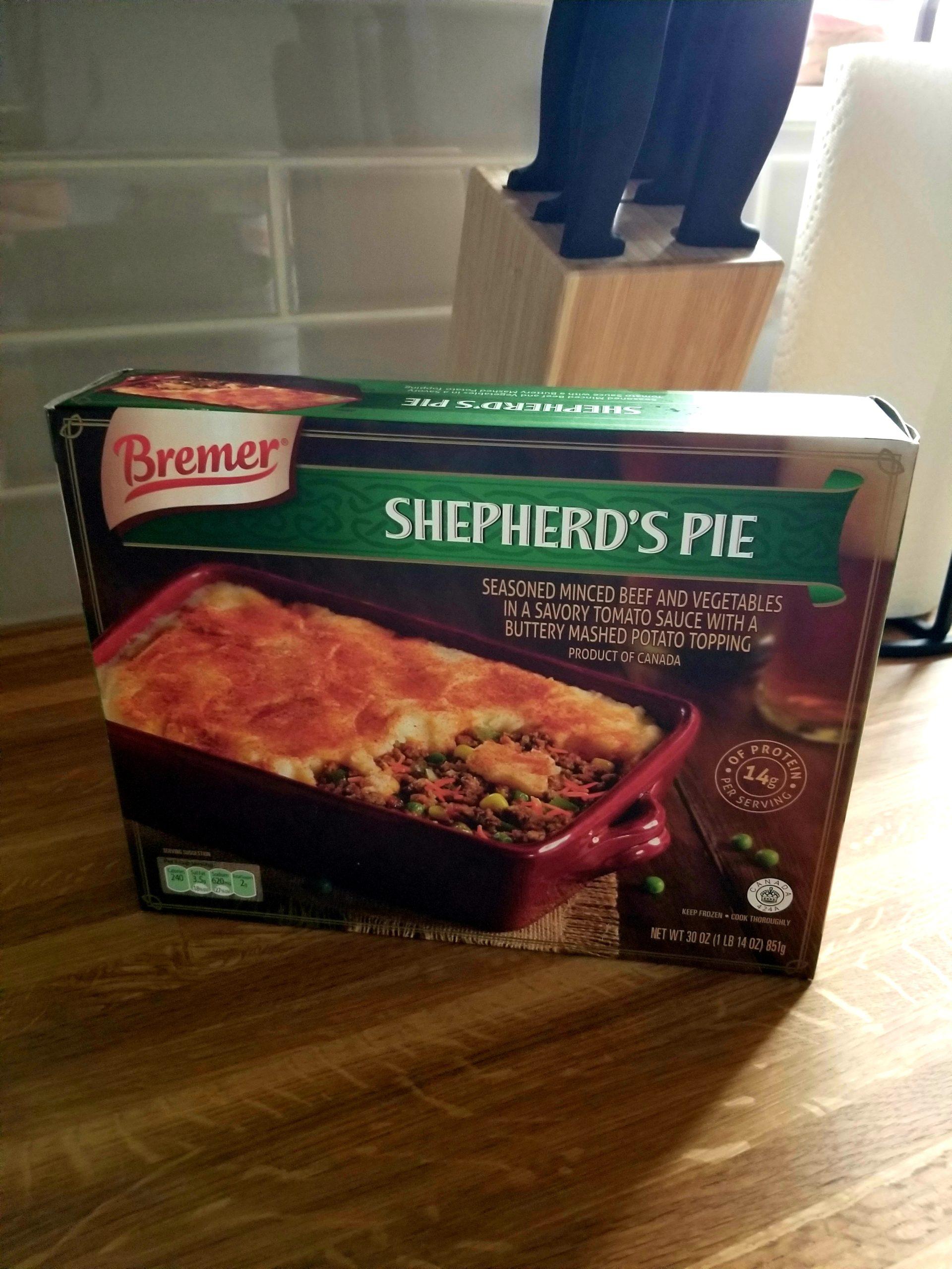 Bremer Shepherd s Pie